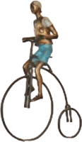 Unicycle child